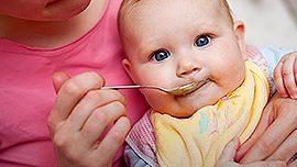 7 aylık bebeğimin beslenme düzeni nasıl olmalı?