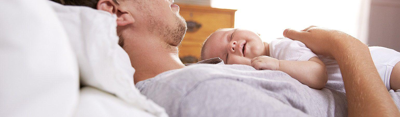 Bebek Gelişiminde Babanın Yeri