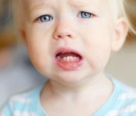 Bebeklerde 2 Yaş Sendromu